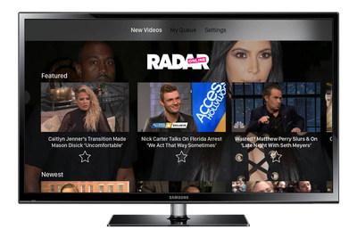 Radar News on Apple TV