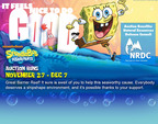 Nickelodeon's SpongeBob SquarePants Joins Ranks Of  A-Listers Like Brad Pitt, Lady Gaga And Katy Perry On eBay Celebrity