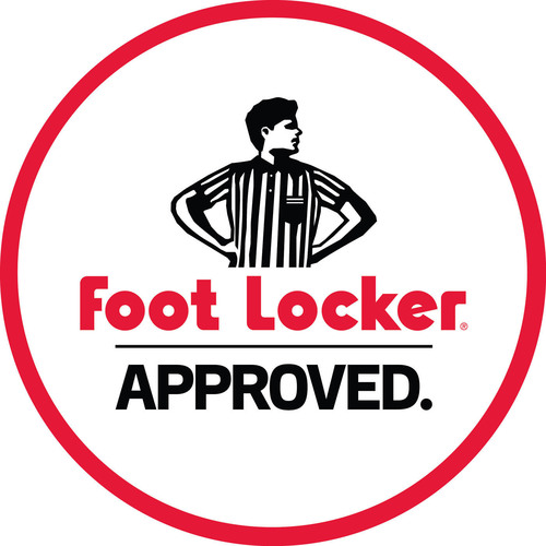 Foot Locker Approved.  (PRNewsFoto/Foot Locker, Inc.)