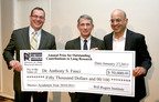 Will Rogers Institute Awards Top Doctor $50,000 for Outstanding Contributions to Lung Research