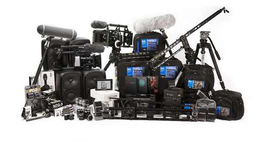 Over $70,000 in filmmaking equipment to be won in the My RODE Reel competition. (PRNewsFoto/Rode Microphones) ...