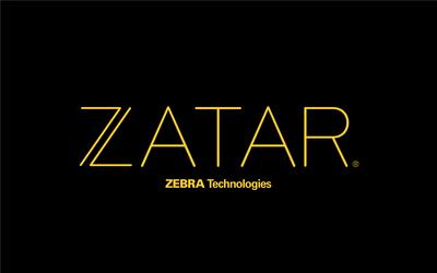 Zatar Logo (PRNewsFoto/Zebra Technologies Corporation)