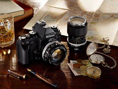 Nikon Df (PRNewsFoto/Nikon Corporation)