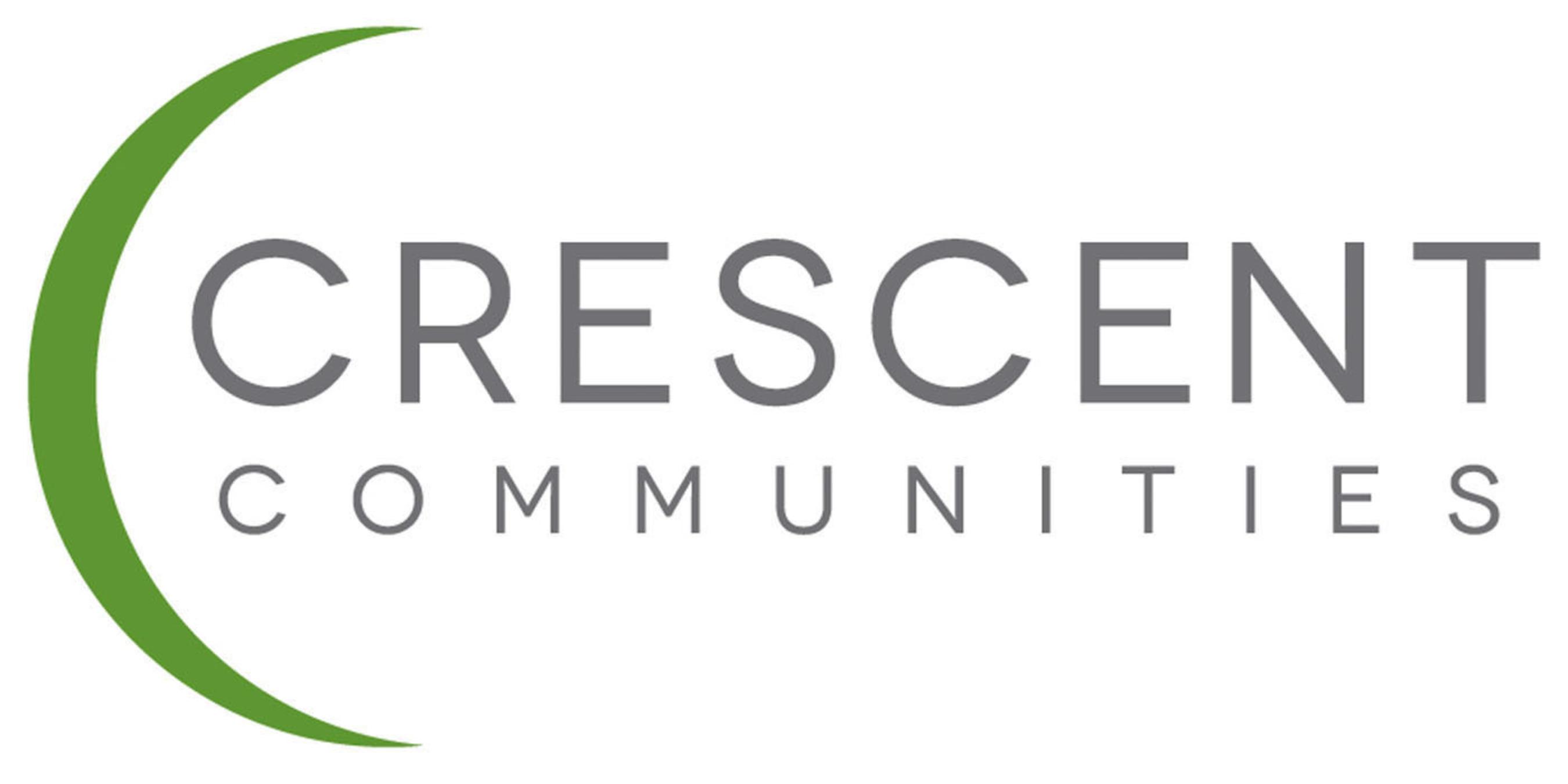 Crescent Communities logo.