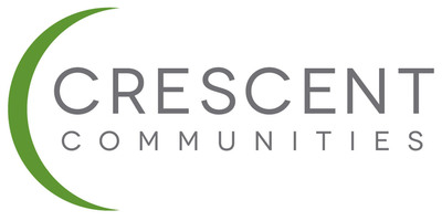 Crescent Communities logo.