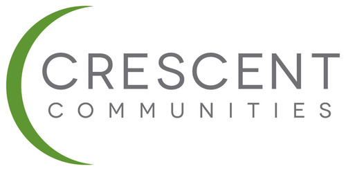 Crescent Communities logo.  (PRNewsFoto/Crescent Communities)