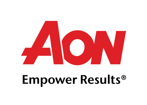 Aon plc (http://www.aon.com) is a leading global provider of risk management, insurance brokerage and reinsurance brokerage, and human resources solutions and outsourcing services. Through its more than 69,000 colleagues worldwide, Aon unites to empower results for clients in over 120 countries via innovative risk and people solutions. For further information on our capabilities and to learn how we empower results for clients, please visit: http://aon.mediaroom.com. (PRNewsFoto/Aon Corporation)