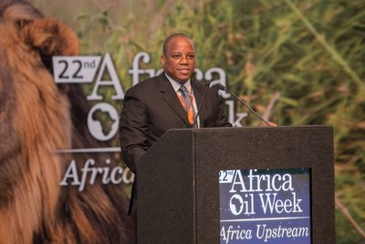 Leading Corporate and State Delegations at Africa Oil Week in Cape Town