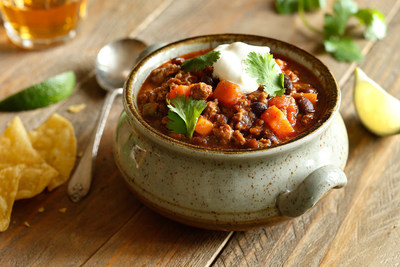 Lamb Chili with Sweet Potatoes, Black Beans, and Poblanos - See more at: http://www.americanlamb.com/consumer/lamb-chili-with-sweet-potatoes-black-beans-and-poblanos/#sthash.5nCx8P9f.dpuf