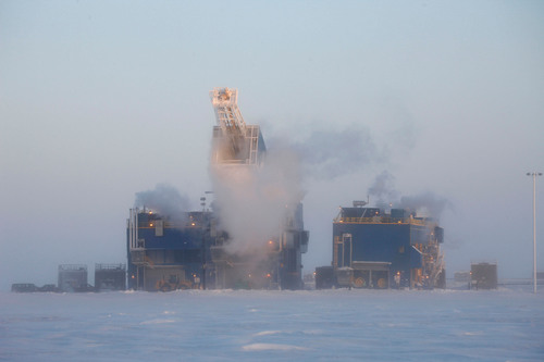 Parker Drilling Commences Drilling Operations With Rig 272, The Second Of Two New Arctic Alaska