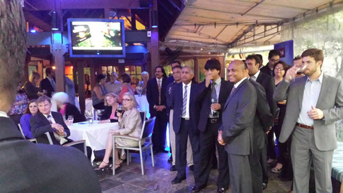 Last week, Qatar Airways threw a local celebration with members of the Houston travel industry, thanking the ...