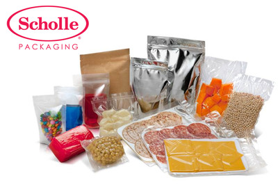Scholle Packaging Acquires Brazilian Stand-Up Pouch Manufacturer Flexpack / Scholle Packaging Adquiere a Fabricante Brasileno de Envases Stand-Up-Pouch Flexpack / Scholle Packaging adquire fabricante brasileira de sacolas de fundo plano Flexpack.  (PRNewsFoto/Scholle Packaging)