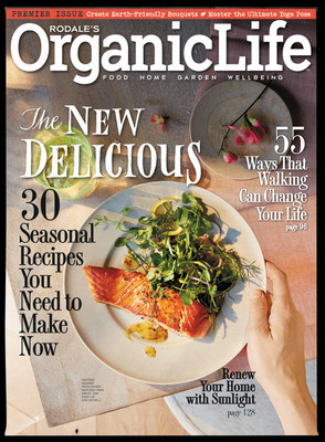Rodale's Organic Life May/June 2015