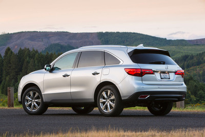 Acura Gains Drive American Honda Sales Results in February 2014.  (PRNewsFoto/American Honda Motor Co., Inc.)