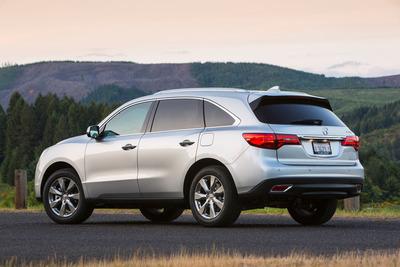 Acura Gains Drive American Honda Sales Results in February 2014.  (PRNewsFoto/American Honda Motor Co., Inc.)