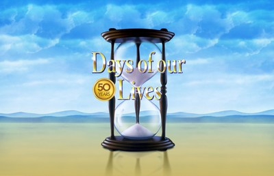 'Days of our Lives' 50th Anniversary Logo