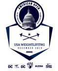 Washington, DC Welcomes USA Weightlifting, USA Powerlifting American Open December 2014
