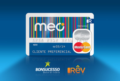 MEO Card.  (PRNewsFoto/Rev Worldwide)