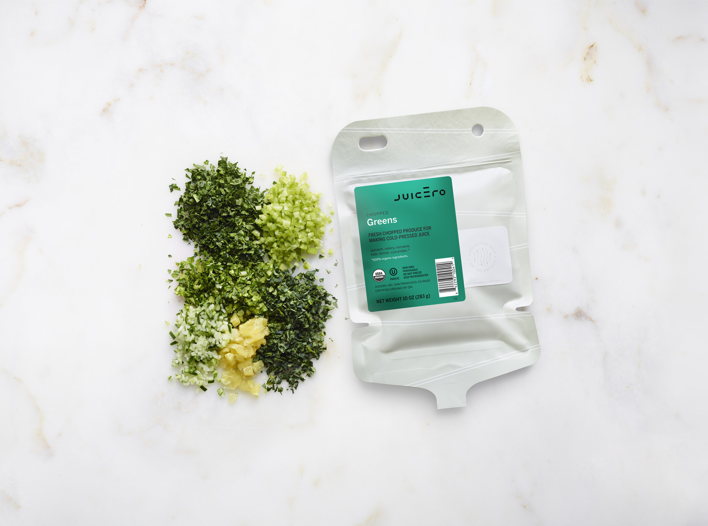 Juicero Produce Pack