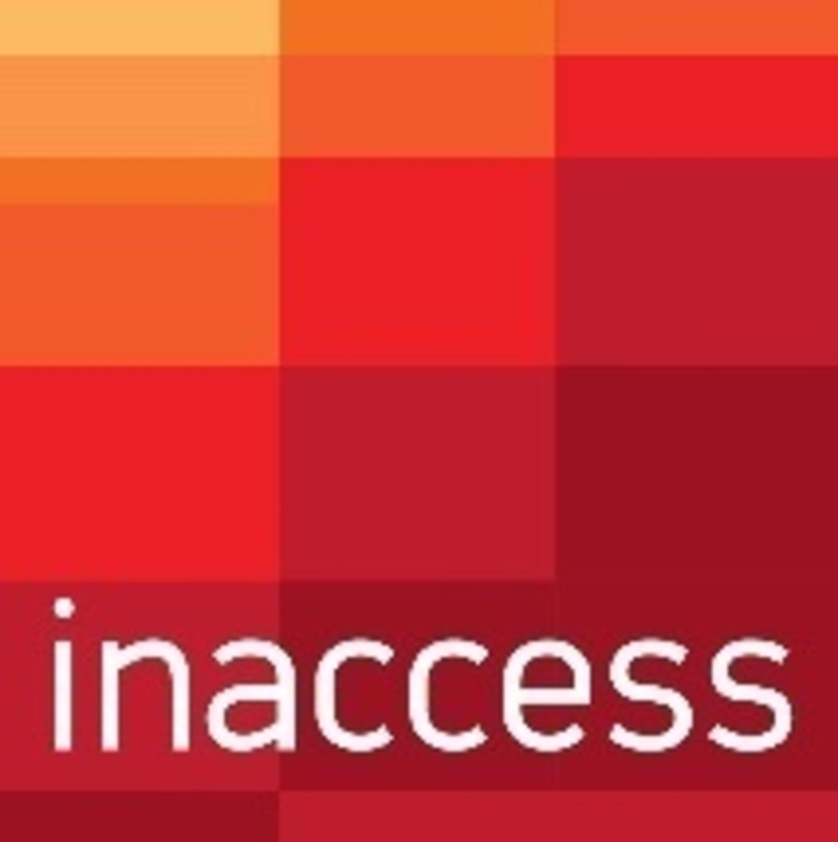 Inaccess logo  (PRNewsFoto/Inaccess and Sense One Tech...)