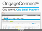 OngageConnect(TM), One World, One Email Platform. Harnessing the strength of multiple email service providers.  Optimize email deliverability, maximize email performance and ROI.  (PRNewsFoto/Ongage)