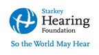 The Starkey Hearing Foundation Logo.     (PRNewsFoto/The Starkey Hearing Foundation)