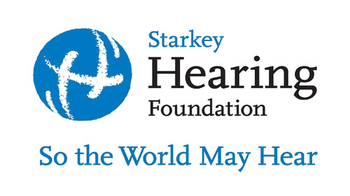 Starkey Hearing Foundation and Miley Cyrus Encourage All to Listen Carefully in Time for May's