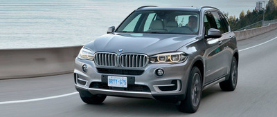 The 2014 BMW X3 is available at Edmonton BMW, and is one of the most popular vehicles among Edmonton families. (PRNewsFoto/Edmonton BMW)