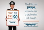 Southwest Airlines Pilots' Association ad denied by the Chicago Midway International Airport.