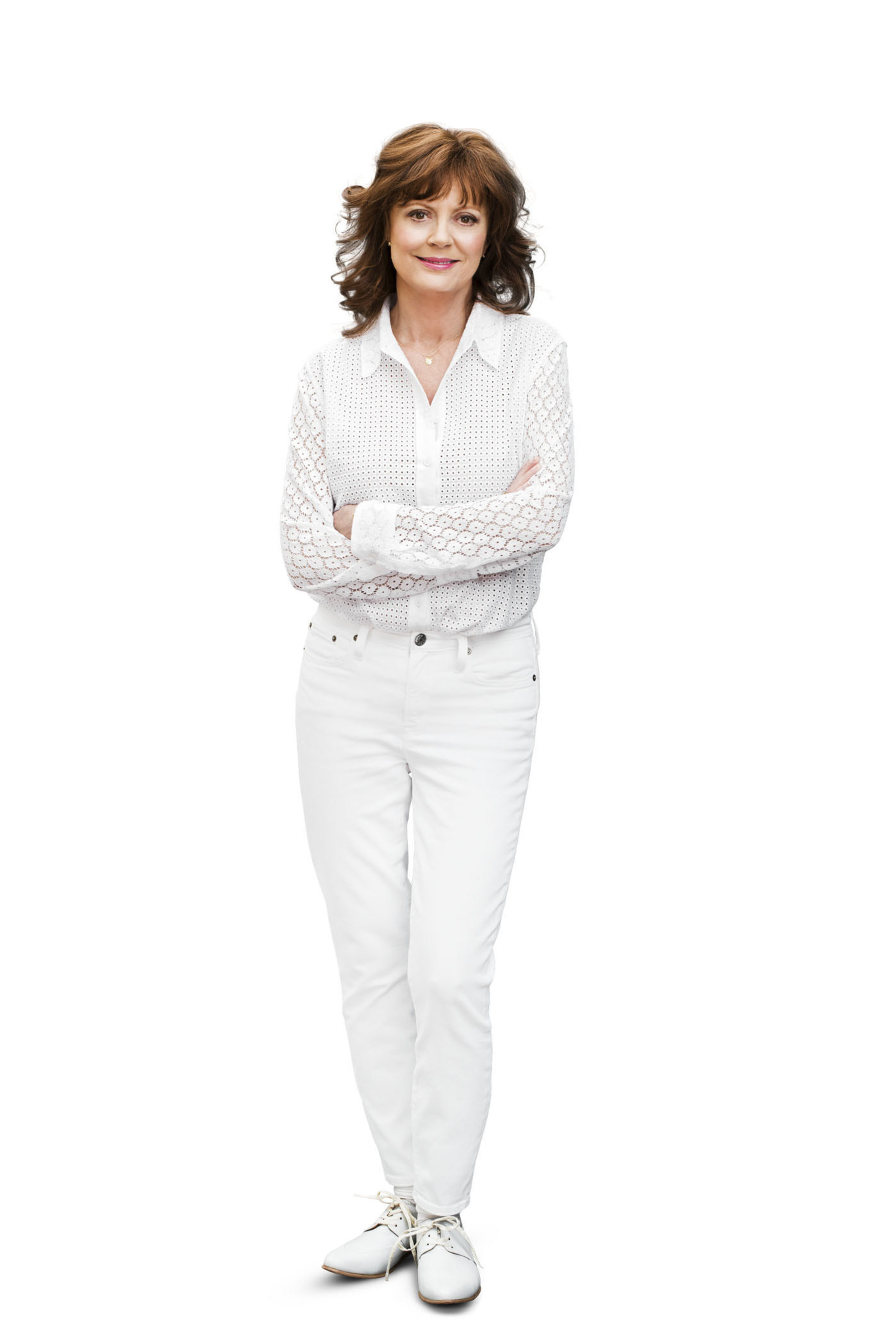 """May 14, 2015- Academy Award winner Susan Sarandon and InnovAge launch the """"Aging in Place"""" campaign to create awareness of resources to help aging adults live as long as possible in their homes and communities. Susan shares her personal story as a caregiver to her 92 year-old mother at www.InnovAgeCares.com."""