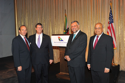 South African Airways (SAA) Welcomes New South African Ambassador to the United States