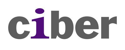 Ciber logo. (PRNewsFoto)