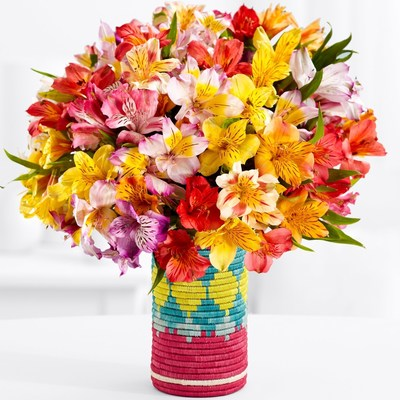 The ProFlowers All Across Africa collection for Mother's Day features exclusive vases handmade by African Artisans.
