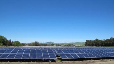 PSEG Lawrence Livermore Solar Center Dedicated