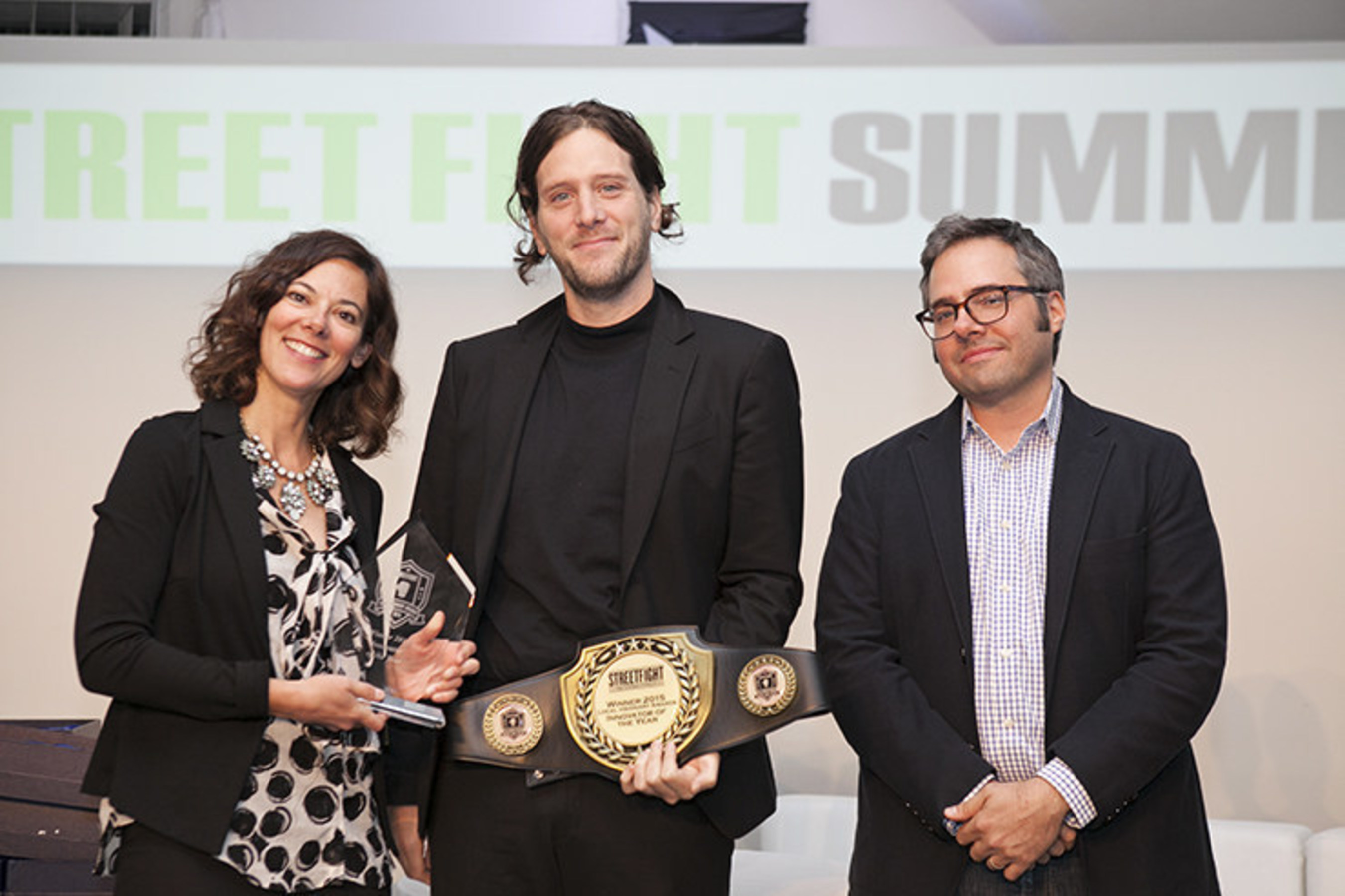 Yext Wins Big at Street Fight's Local Visionary Awards