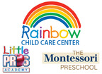 Rainbow Child Care Center.  (PRNewsFoto/Rainbow Child Care Center)
