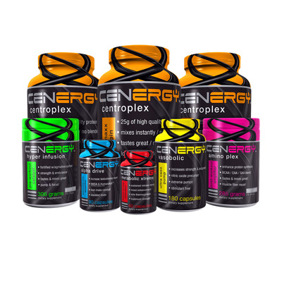 Creative Edge Nutrition, Inc. To Launch its Cenergy line at Olympia
