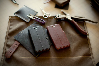 OtterBox Unveils European-Inspired Leather Folio Case for iPhone 6, GALAXY S6