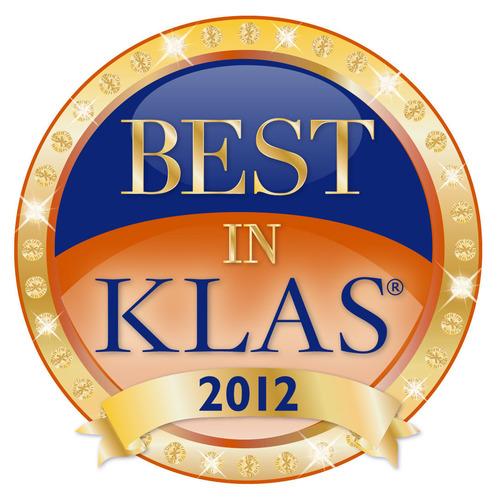 Cymetrix Earns Best in KLAS Award, Ranking #1 in Extended Business Office Services