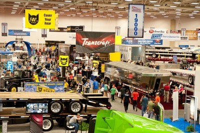 The Great American Trucking Show hosts 500+ trucking industry products and services in 500,000+ sq. ft. of exhibit space.