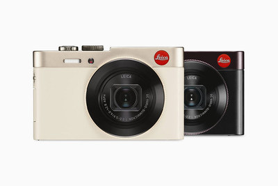 The trendy and compact Leica C is one of the cameras available to Exclusive Resorts guests through the Leica on Loan program.