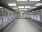 QleanSpace is a turn-key cleanroom with guaranteed functionality. Our highly adaptable solutions have short installation time, and provide a safe and efficient environment for your pharmacy operation.