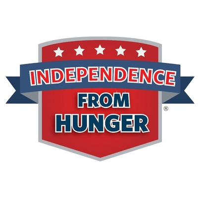 Grocery Outlet Independence from Hunger(R) Food Drive.