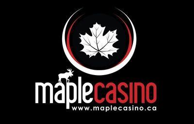 Maple Casino Logo (PRNewsFoto/Maple Casino)