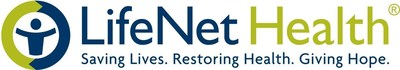 LifeNet Health logo. (PRNewsFoto/LifeNet Health)