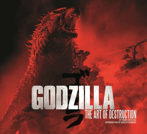 WBCP partner Insight Editions offers the film companion book, Godzilla: The Art of Destruction. (PRNewsFoto/Warner Bros. Consumer Products)