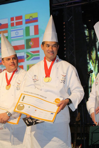 U.S. Army Culinary Arts Team Wins Gold at the 2010 Culinary World Cup
