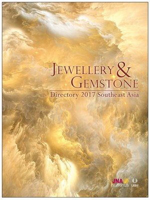 The Jewellery & Gemstone Directory 2017 - Southeast Asia Edition features more than 1,600 listings of suppliers and retailers