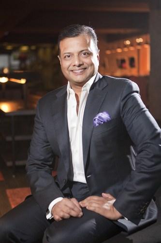 Mr. Girish Jhunjhnuwala, founder Ovolo Hotels (PRNewsFoto/Ovolo Hotels)