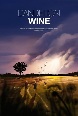 """Dandelion Wine"" movie poster"